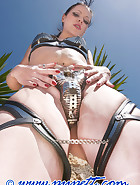 Carrara Chastity Belt