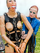 A day in rubber, pt.9