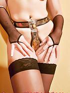 Jill Diamond in chastity