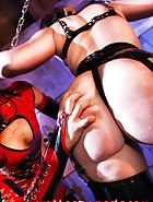 Erotic bondage game