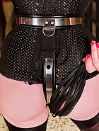 The pink chastity device, pt.1
