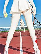 Tennis shlampen