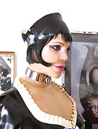 The rubber maid
