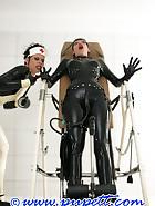 Extreme rubber bondage, pt.1, pic 13