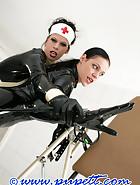 Extreme rubber bondage, pt.1, pic 5