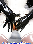 Heavy rubber E-Play game, pt.2, pic 12