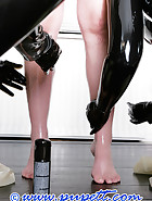 Heavy rubber E-Play game, pt.2, pic 2