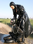 Spring walk in rubber, pic 13