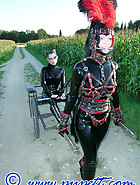 Outdoor ponyplay, pic 11