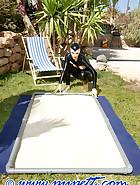 Vacuum bed preparing, pic 14
