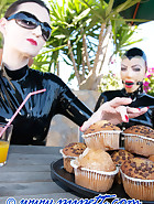 Slaves drinking, pic 1