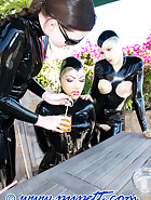 Slaves drinking, pic 8