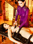 Bound for punishment, pic 1