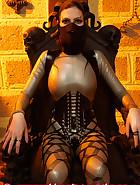 Strict Lady Alexiel, pic 4