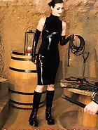 Innocent horsewoman, pic 7