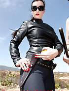 Ponygirls for a ride, pic 9