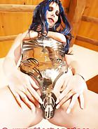 Annabelle Self-Bondage, pic 4