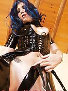 New chastity corset, pic 7