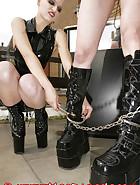 Handcuffs punisment, pic 13