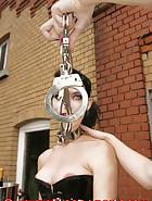 Handcuffs punisment, pic 6