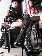 BDSM Latex Story, pic 2