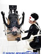 Extreme rubber bondage, pt.2, pic 2