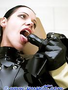 Extreme rubber bondage, pt.2, pic 6