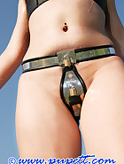 My hip chastity belt, pic 12