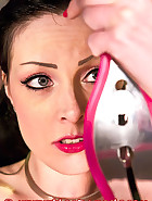 The pink chastity device, pt.2, pic 12