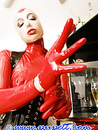 A warm summer evening in rubber, pic 11
