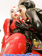 A warm summer evening in rubber, pic 13