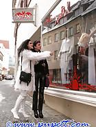 Shopping at X-TRA-X, pic 1
