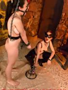 Xtreme tit torture, pt.2, pic 12