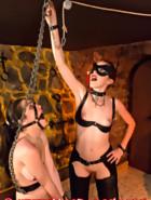 Xtreme tit torture, pt.3, pic 1